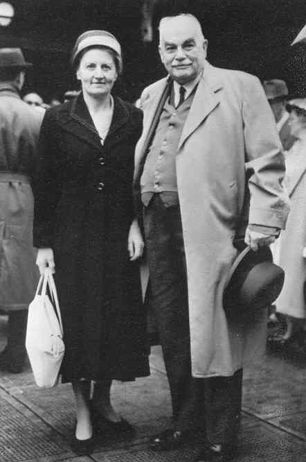 Percy and Ruth Lyon
